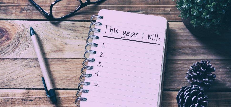 4 resoluciones para hacer crecer su negocio en 2020