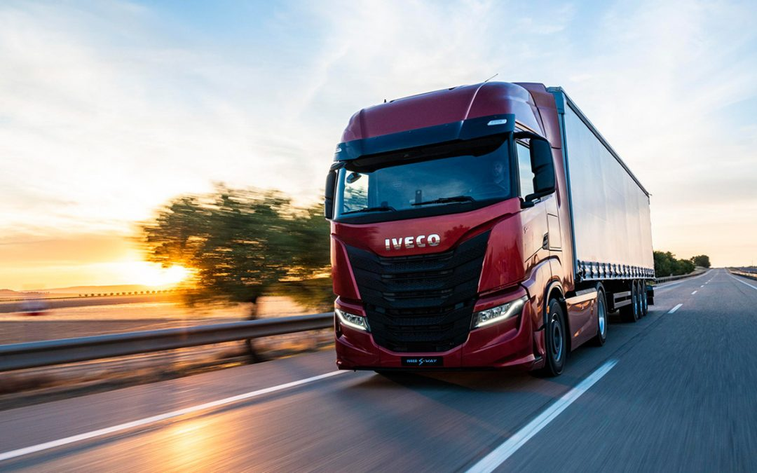 "IVECO conquistó el premio iF ""Design Award 2020"" con el S-Way"