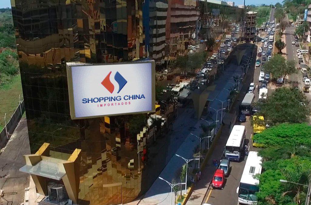 Negocios Shopping China con 87 años en el mercado