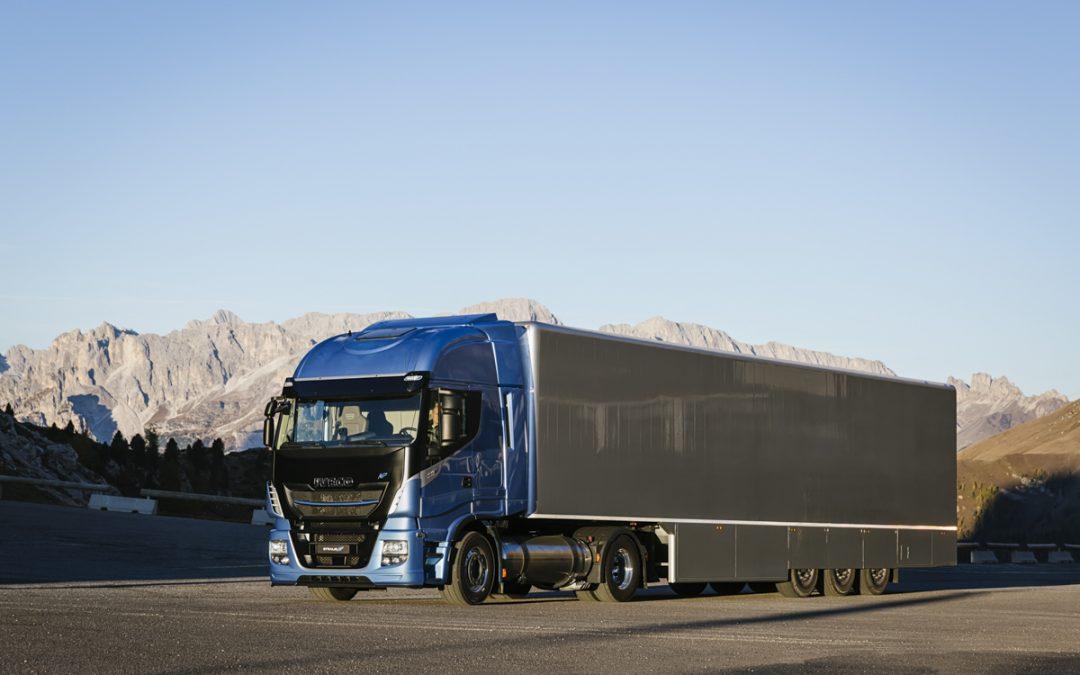 IVECO concreta la mayor venta de camiones a GNL en América del Sur