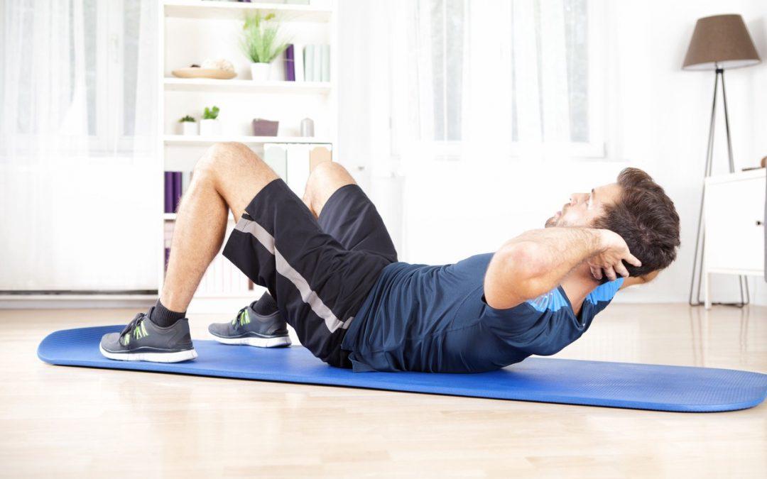 En la casa o gimnasio: ¿cómo entrenamos durante la cuarentena?