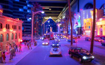 El pequeño Volkswagen ID.R se embarca en una gran gira mundial