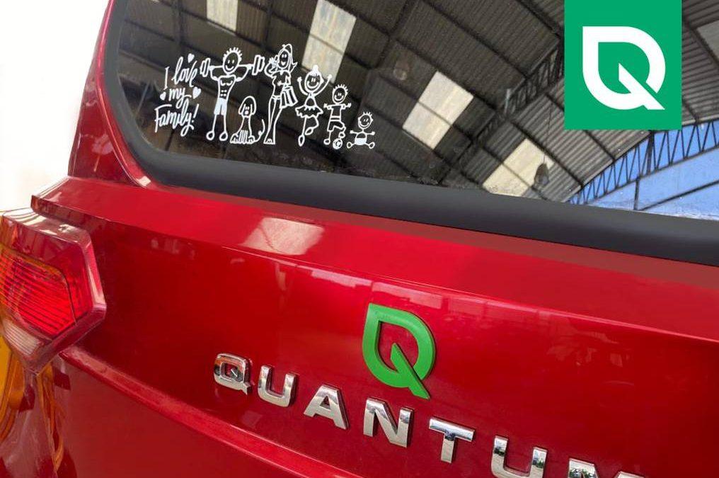 Quantum abrirá un local en Paraguay y prevé vender vehículos eléctricos
