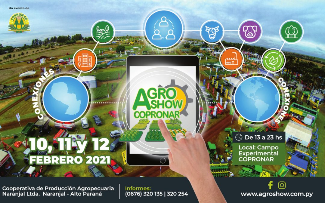 Agro Show Copronar 2021