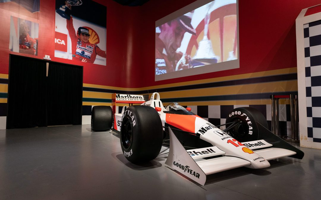 61 años de un ícono llamado Ayrton Senna