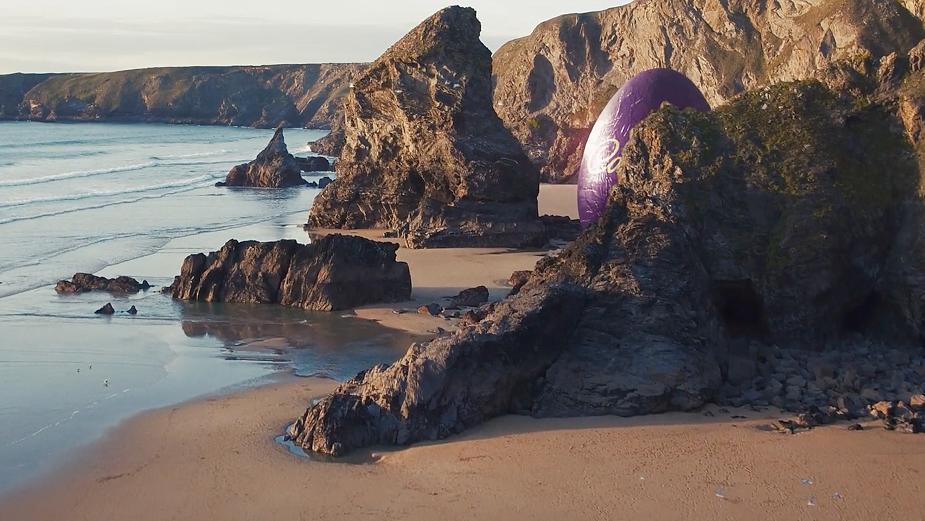 Cadbury crea un juego virtual para esconder y encontrar huevos de Pascua por todo el mundo