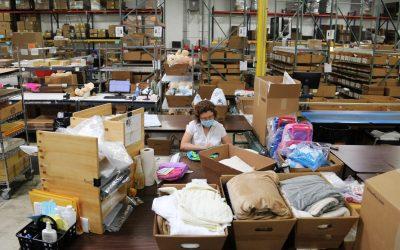 Los retrasos en los envíos durante la era pandémica y la escasez de productos durarán hasta el verano