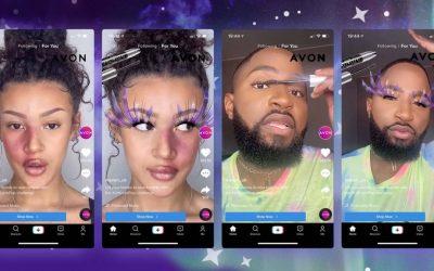 Avon sucumbe a los encantos de TikTok y debuta con un challenge muy visual