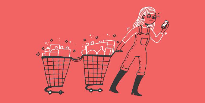 Por qué compramos lo que no necesitamos