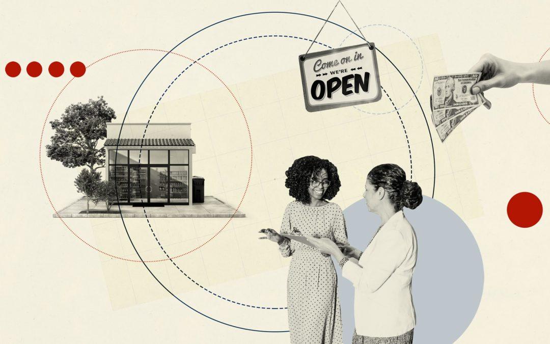 Tres formas de construir comunidades de pequeñas empresas más sólidas en un mundo posterior al Covid