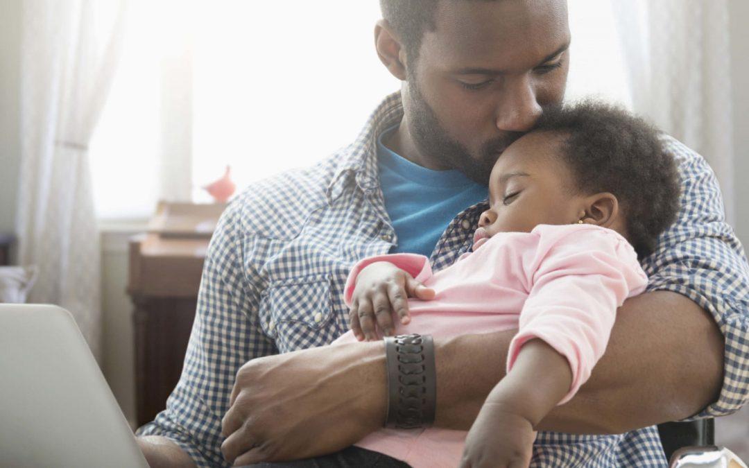 Los padres trabajadores más exitosos logran su objetivo haciendo 4 cosas