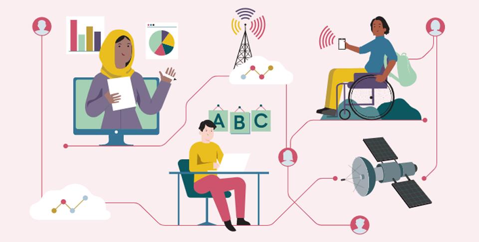 Mejorar la infraestructura de datos, una manera de garantizar el acceso equitativo a la información en los países pobres