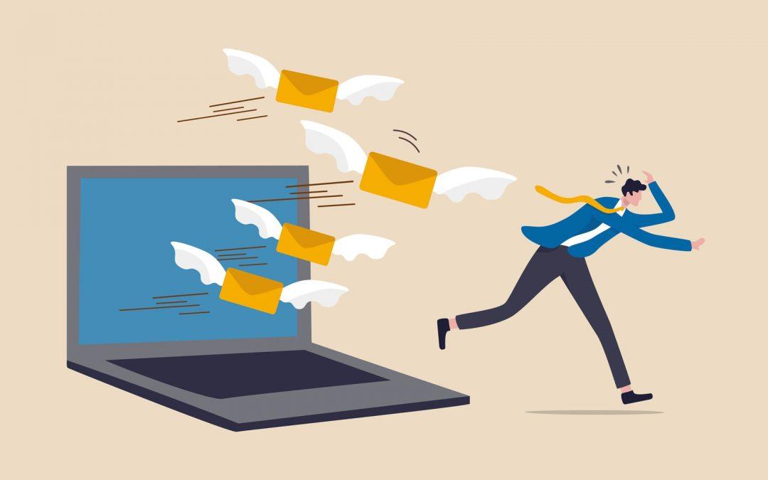 4 situaciones para las que nunca debe usar el correo electrónico
