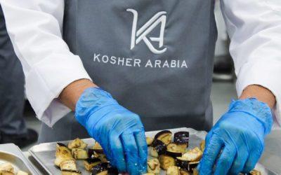 Preparando y sirviendo delicias Kosher… en los Emiratos Árabes Unidos
