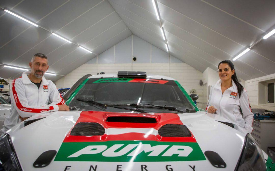 """La competencia más exigente del mundo tiene un nuevo competidor: """"Puma Energy Rally Team"""" representando a la región en el Rally Dakar 2022"""