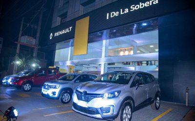 De la Sobera habilitó en CDE, el nuevo showroom de Renault