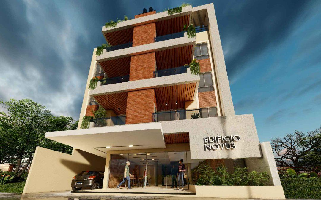 Concepto residencial NOVUS