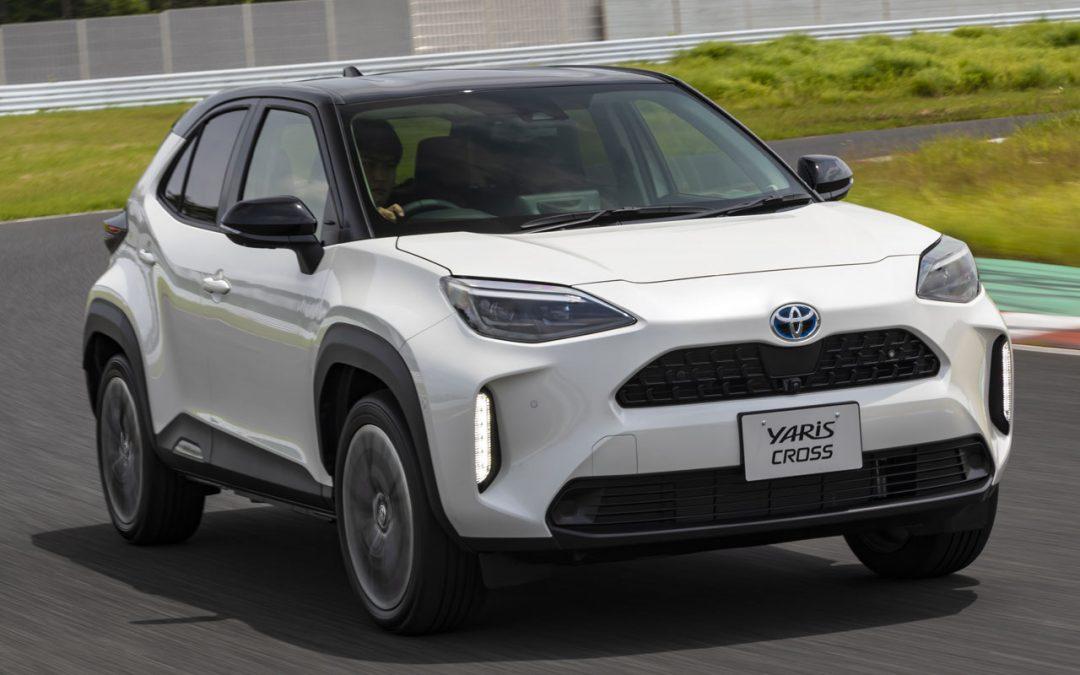 El presidente de Toyota confirma la flexión híbrida compacta en Brasil