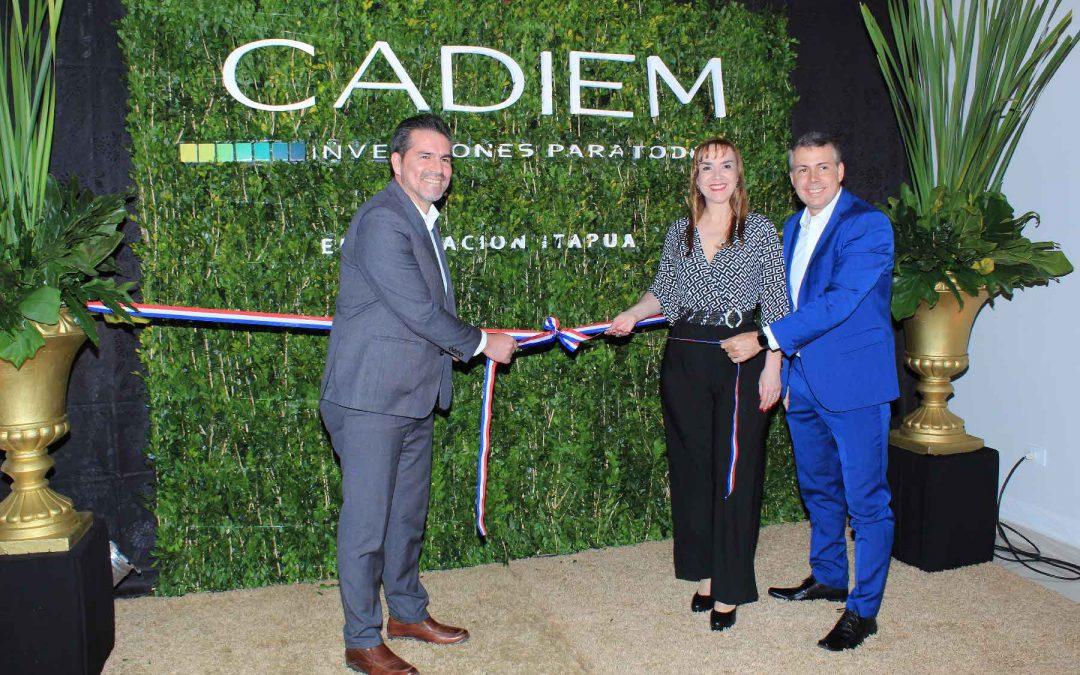 CADIEM se expande y abre sus puertas en Itapúa
