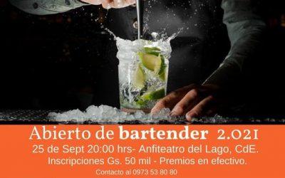 Asobares y fortín celebrarán el día mundial del turismo a través del 1º concurso de barman en ciudad del este