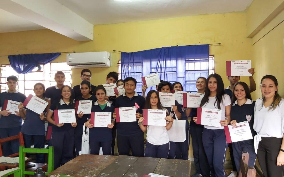 Jóvenes recibirán educación financiera de forma gratuita mediante el programa EduACCIÓN