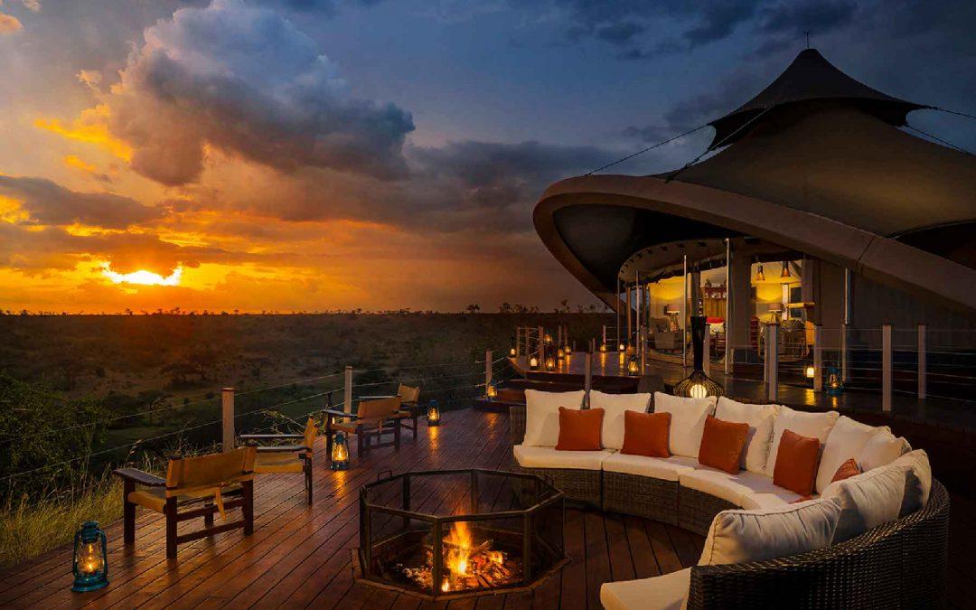 El safari de Richard Branson en Kenia, Mahali Mzuri, votado como el mejor del mundo por Travel + Leisure World's Best Awards 2021