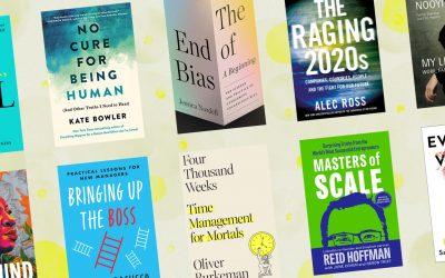 10 libros para restablecer su cerebro para el otoño, recomendados por Adam Grant
