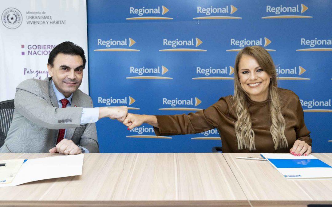 A través de la inclusión financiera Banco Regional financia el sueño de la casa propia