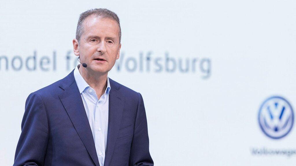 30.000 personas podrían perder su empleo en Volkswagen si se implantan los coches eléctricos «muy despacio», dijo Herbert Diess