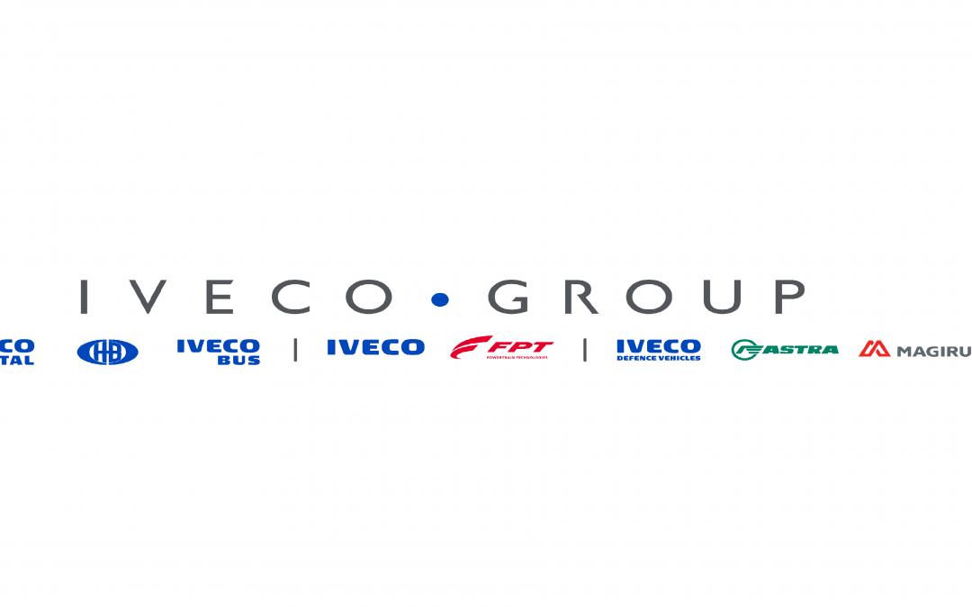 Iveco Group es el nombre de la nueva empresa On-Highway